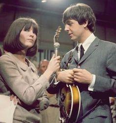 Paul McCartney Rare photo