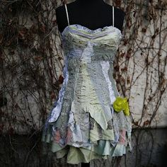 upcycled shirts and dresses