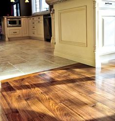 Remove most stains, scuff marks and crayon from polyurethane-finished wood floors with these tricks.   Photo: Elenathewi/Dreamstime   myhomeideas.com