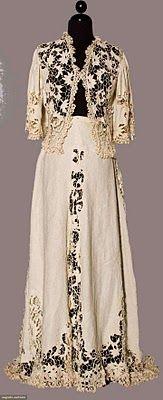 Belle  Époque Outfit - 1890-1920