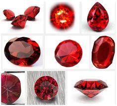 Ruby merupakan suatu variasi merah tua aluminium oksida yang jernih dan bersih, dihargai sebagai batu mulia: juga disebut merah delima murni.Yang sangat berharga untuk aluminium oksida yang alami a...