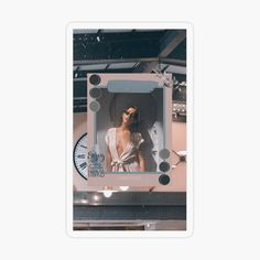 'Cindy Kimberly - Enjoy The Little Things / Self made Edit' Sticker by Celina S. Samsung Galaxy S5, Samsung Cases, Cindy Kimberly, Plastic Stickers, Decorate Notebook, Glossier Stickers, Little Things, Sticker Design, Art Boards