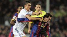 El gol que le falta a CR7 para superar a Messi. March 31, 2014