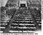 League of Nations WW1