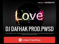 "DJ Dafhak Mixe Rai Orientale Dance ""4 live Organisation / concert Paris"