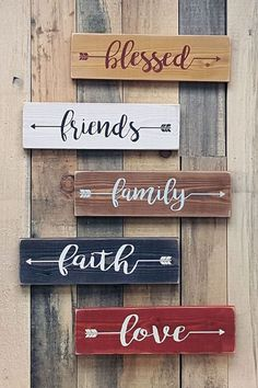 Incredibly diy wood sign ideas with quotes to decor your home (30)