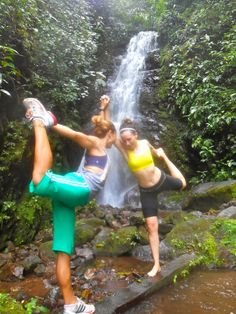 Join us for Volcano Yoga! Next Gracious Living Yoga Adventure Retreat in Nicaragua: Feb 3-10, 2013 alongside Randi Smith!