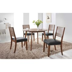 TUPELO   Dining Table   Wenge   Dining   Pinterest   Dining, Decorating And  Room