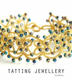 Tatting Jewellery. The first video is great for complete beginners.