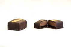 Fresh Chocolates - Passion Fruit and Mango Restaurant Recipes, Melting Chocolate, Chocolates, Preserves, Mango, Passion, Fresh, Desserts, Food