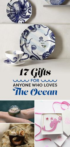 17 Gifts For Anyone Who Loves The Ocean