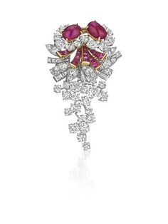 JEWELS FROM UPCOMING AUCTIONS AT PHILLIPS DE PURY AND CHRISTIE'S PARIS JEWELS