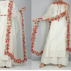 Best Ideas For Dress Nigth Summer Heels Indian Attire, Indian Ethnic Wear, Pakistani Outfits, Indian Outfits, Kurta Designs, Blouse Designs, Stylish Dresses, Nice Dresses, Indian Designer Wear