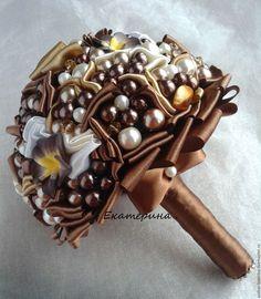 Wedding Brooch Bouquets, Wedding Ideas, Cake, Desserts, Flowers, Food, Tailgate Desserts, Deserts, Wedding Bouquets