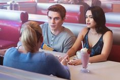 A classic love triangle gets turned on its head on Riverdale. Stream full episodes on The CW App.