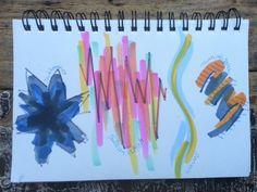 Visualize sound. #day18 #28toMake #drawing #draw #fundamentals #visualize #sound #jackhammer #kids #waves #paper (@beejayem8design) | Twitter Jack Hammer, Pretty Cool, Waves, Sketches, Graphic Design, Twitter, Drawings, Day, Kids