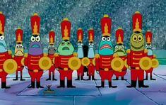 """When camp is over for the summer and you've been transformed into a total marching BAMF. 23 Times """"SpongeBob Squarepants"""" Captured The Essence Of Band Camp Love Band, Cool Bands, Band Fun, Marching Band Memes, Band Problems, Band Jokes, Instruments, Band Nerd, Band Camp"""