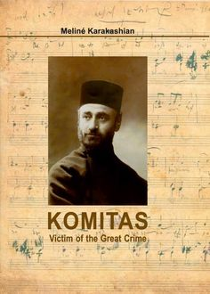 This is the third publication, the earlier ones being in Western and Eastern Armenian.  The book is divided into two parts.  Part I covers Komitas Vartabed's life story, education, religious life, & prolific music career up to 1915 & Part II covers his state of mind & psychiatric hospitalizations after 1915.  There is a popular…