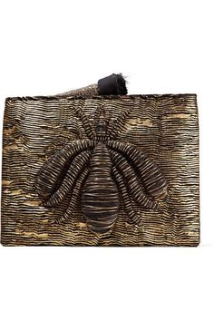 Clutch Bee Gold Black
