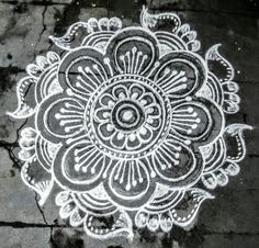Flowers Art Drawing Sketches Awesome Ideas For 2019 Indian Rangoli Designs, Rangoli Designs Latest, Simple Rangoli Designs Images, Rangoli Designs Flower, Rangoli Border Designs, Rangoli Ideas, Rangoli Designs With Dots, Beautiful Rangoli Designs, Mehndi Designs