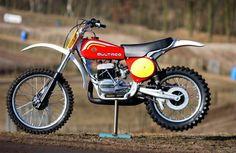 1978 Bultaco Pursang 370 yo tuve 1 vaya maquina
