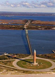 Fire Island - large center island of the outer barrier islands parallel to the south shore of Long Island, New York.