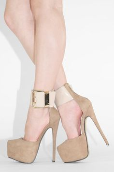 e13be10182be Bad Romance - Nude - Lola Shoetique Bad Romance
