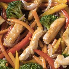 Συνταγή για κοτόπουλο με λαχανικά stir fry και σάλτσα σόγια-μέλι από τον Γιάννη Λουκάκο! Ελαφριά κινέζικη κουζίνα με τρυφερό κοτόπουλο και φρέσκα λαχανικά! Greek Recipes, Asian Recipes, Diet Recipes, Chicken Recipes, Cooking Recipes, Ethnic Recipes, Asian Kitchen, One Dish Dinners, Tasty Videos
