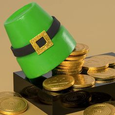 Free Kids St Patrick's Day Craft Ideas | Baker Ross | Creative Station Coin Crafts, St Patrick's Day Crafts, Gold Coins, St Patricks Day, Creative, Kids, Free, Craft Ideas, Young Children