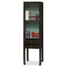 Elmwood Zen Bookcase
