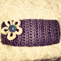 Crochet Ear Warmer: making this for Mimi.