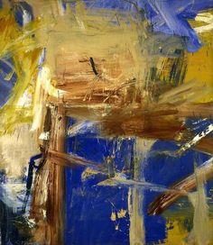 mrkiki: Willem de KooningPalisade. 1957Oil on canvas79 x 69 in. 200.7 x 175.3 cm VIA MORE