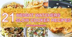 Skinny Points Recipes  » 21 Best Weight Watchers Slow Cooker Recipes
