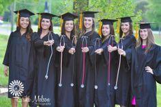 Nursing girls graduation Class of 2014