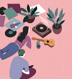 Love Songs | Weekend Magazine on Behance