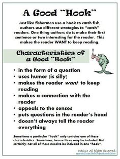 What Is A Good Hook For An Essay