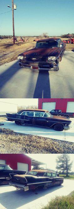 Project Cars For Sale, Cadillac Fleetwood, Interior Trim, Ali, Exterior, The Originals, Projects, Log Projects, Blue Prints