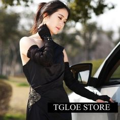 Ice silk fabric 2013 summer long section drove mitts lace sunscreen gloves female UV003C (Black) TGLOE, http://www.amazon.co.uk/dp/B00D3CH7V2/ref=cm_sw_r_pi_dp_1DVYrb1RQHTTC