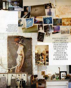 Helena Christensen's Bohème Abode