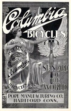 Columbia Bicycles -1