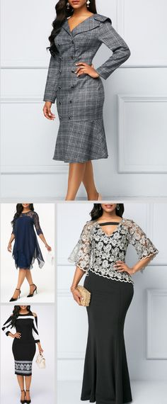 When it gets cold,shop some fall dress,decorate your wardrobe,dress up yourself,formal dinners to work events and casual fall afternoons,our women's dress selection features something fllatering for every occasion!Huge selection with new styles added every day,you must be confident when you dress our dresses,I will be waiting for you at www.rotita.com. African Wear, African Dress, Girl Fashion, Fashion Outfits, Womens Fashion, Fashion Corner, New Arrival Dress, African Fashion Dresses, Latest Dress