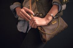 Louis Vuitton Purse black and white #Louis #Vuitton #Purses My LV bag. Love it! lv just less than $200