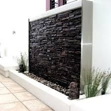 water wall feature pond minimalist - Google Search
