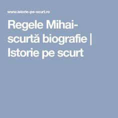 Pagina din Istoria Romaniei_site Romania, Home, Biography