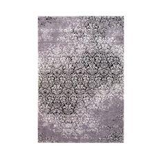 15000**  bavlna viskoza fialový koberec Damask Lilac, 150x230 cm
