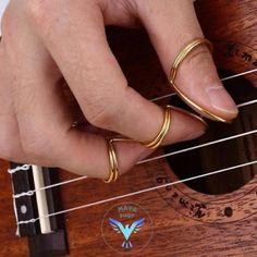 Butterfly Finger Picks wThumb Original Made In USA Fingerstyle Guitar 4 Picks