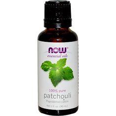 Now Foods, Essential Oils, Patchouli, 1 fl oz (30 ml) - iHerb.com