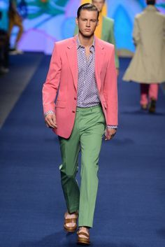 awesome Etro Men's RTW Sprin