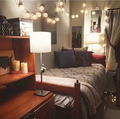 Stunning and cute dorm room decorating ideas (7)