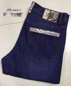 El multimillonario de Alta Costura Italiana de los hombres pantalones  vaqueros de color sólido excelente calidad 8779ece6270